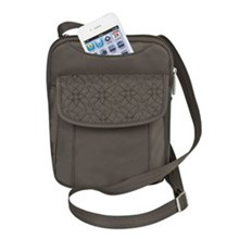 Travelon Anti theft Bags travelon anti theft signature slim pouch