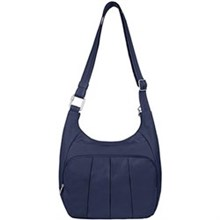 Travelon Classic Bags travelon anti theft classic pleated hobo