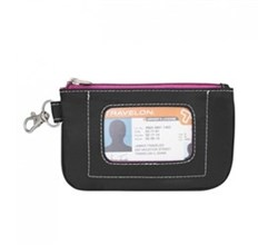 Travelon Womens RFID Blocking Wallets travelon safe id daisy id pouch