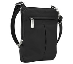 Travelon Anti Theft Cross Body Bags anti theft classic light slim mini crossbody bag
