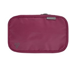 Travelon Toiletry travelon compact hanging toiletry kit